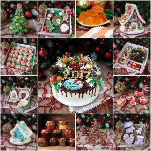 Розыгрыш - Новогодний Торт в ПОДАРОК!