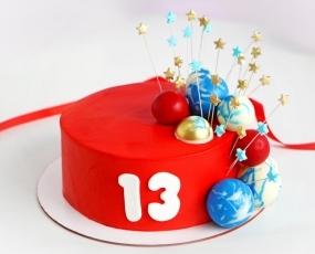 Торт 13