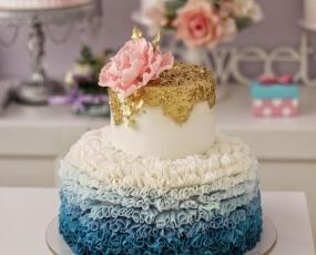 """Торт """"Волны"""""""
