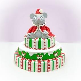 """Торт """"Большая мышь"""""""