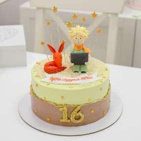 """Торт """"Маленький принц"""""""