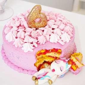 """Торт """"Сладкий единорожка"""""""