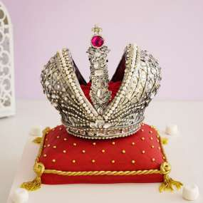 """Торт """"Большая императорская корона"""""""