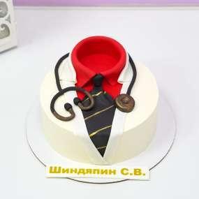 Белый торт моему доктору