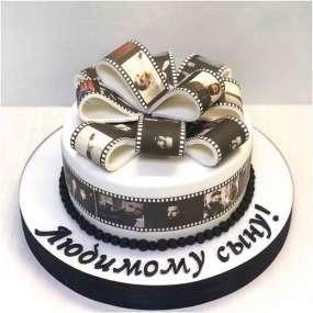 Торт Фотопленка