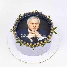 Торт с Валерием Меладзе
