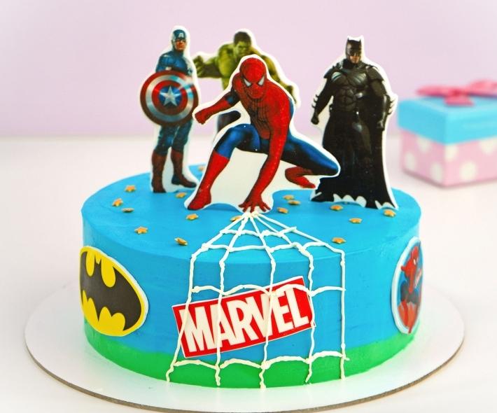 "Торт ""Марвел"""