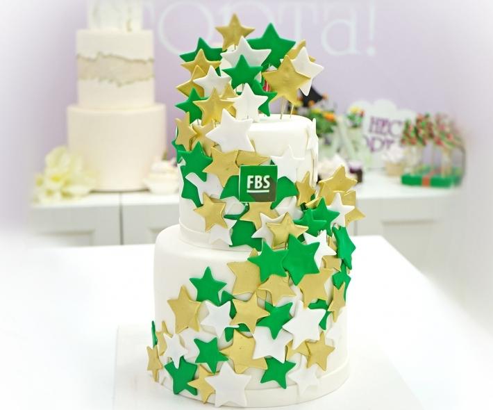 """Торт """"Со звездами"""""""