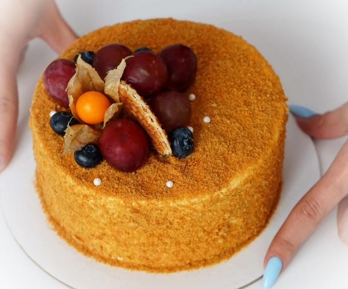 """Торт """"С фруктами"""""""