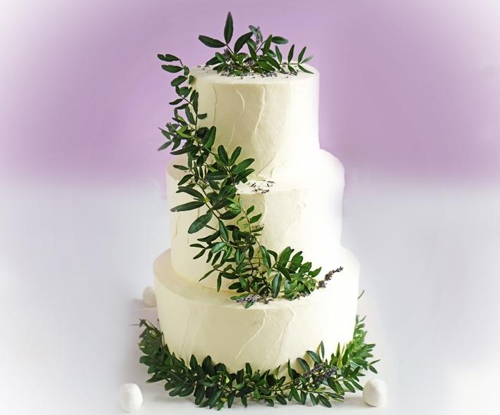 "Торт ""С зеленью"""
