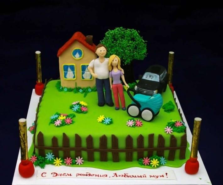 Торт «На даче»