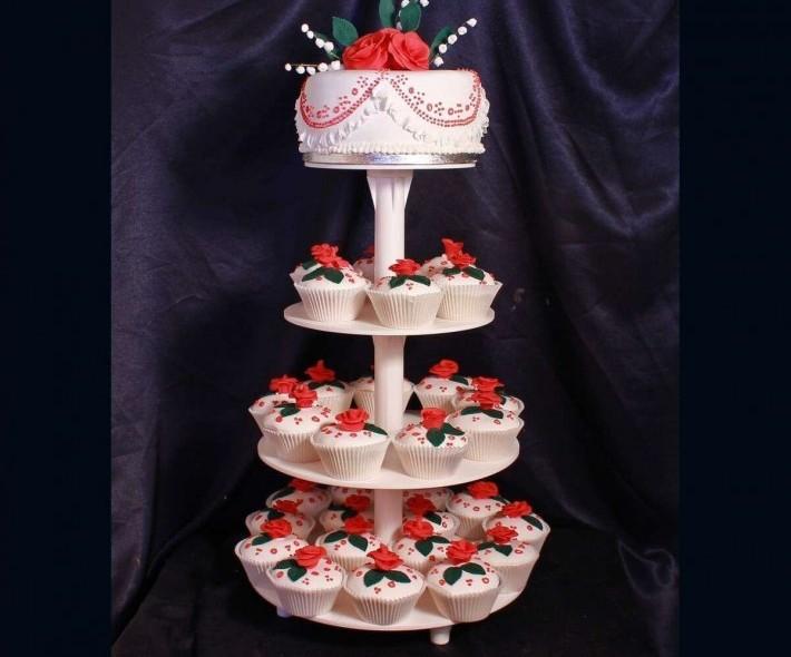 """Торт """"Цветочные сны"""""""