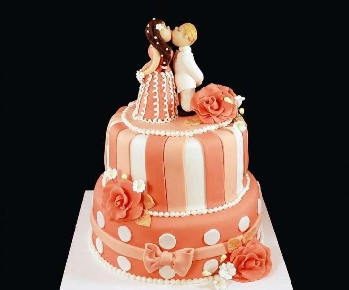"Торт ""Оранжевые мечты"""