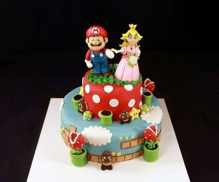 "Торт ""Марио"""