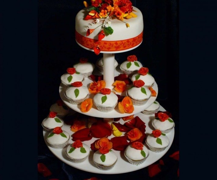 "Торт ""Оранжевое чудо"""