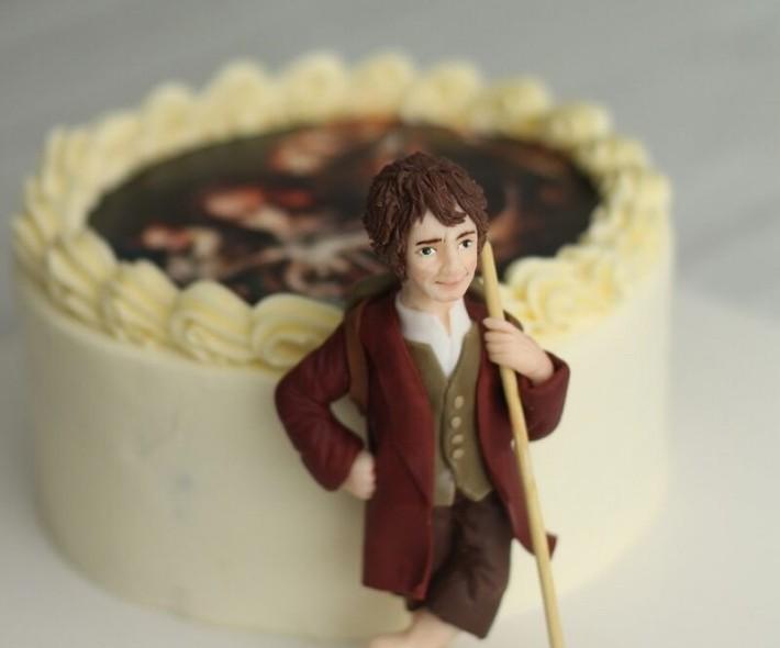 """Торт """"Хоббит"""""""