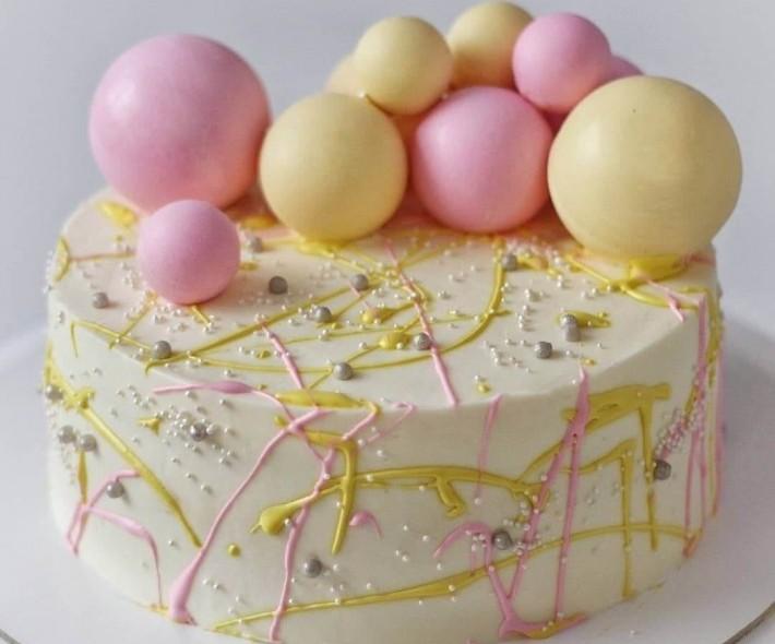 """Торт """"С шариками"""""""