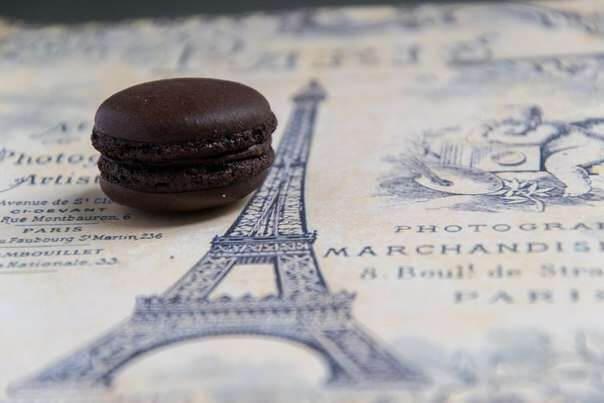 Macaroon Шоколад