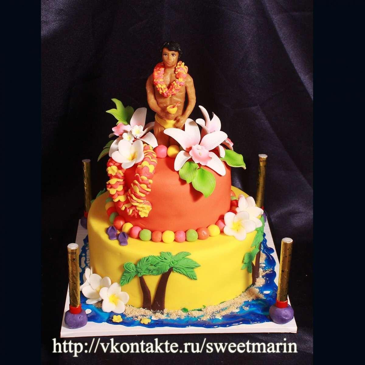 "Торт ""Алоха"