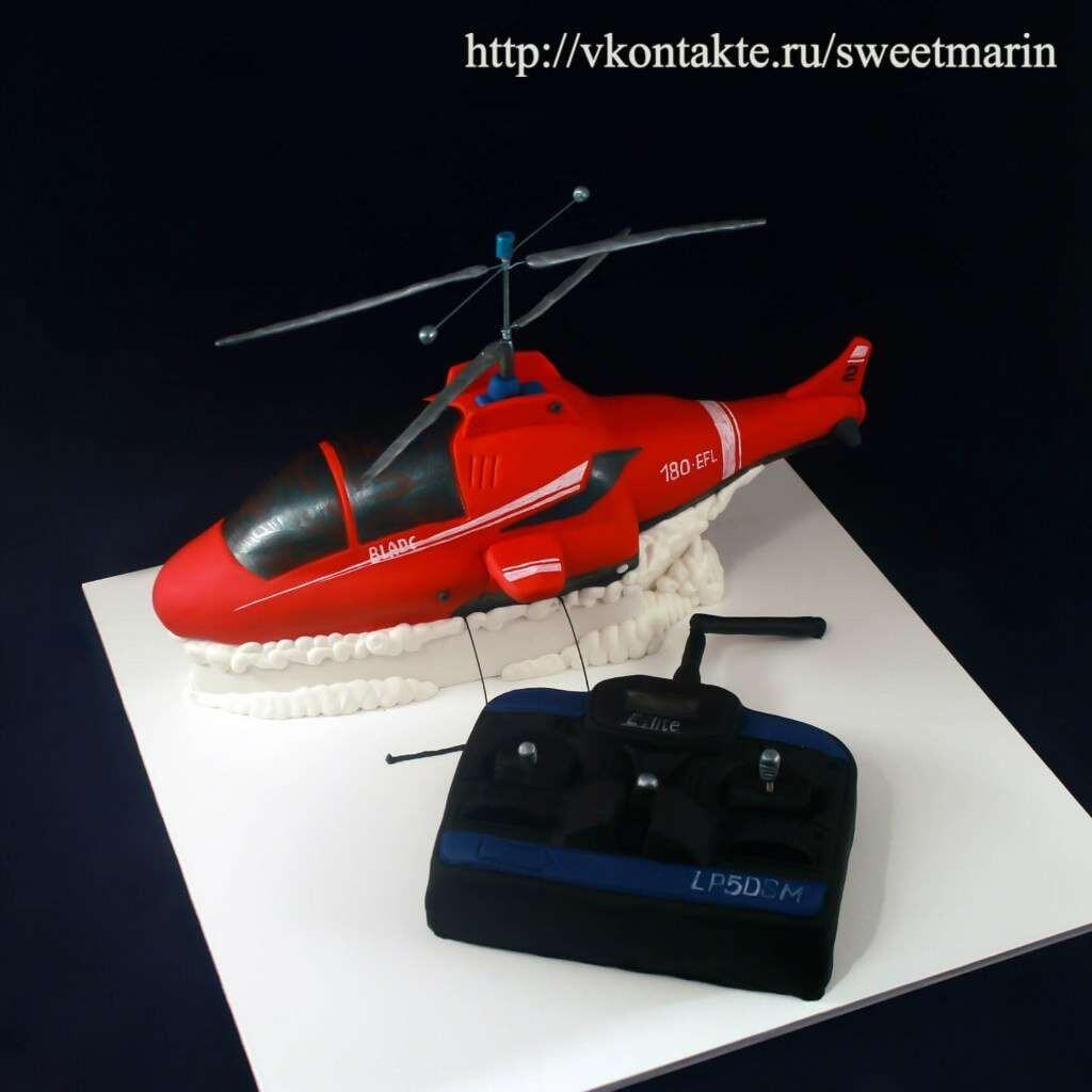 "Торт ""Вертолет"""