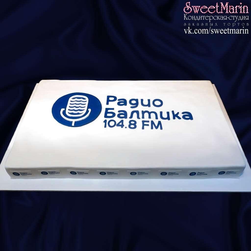 "Торт ""Радио Балтика"""