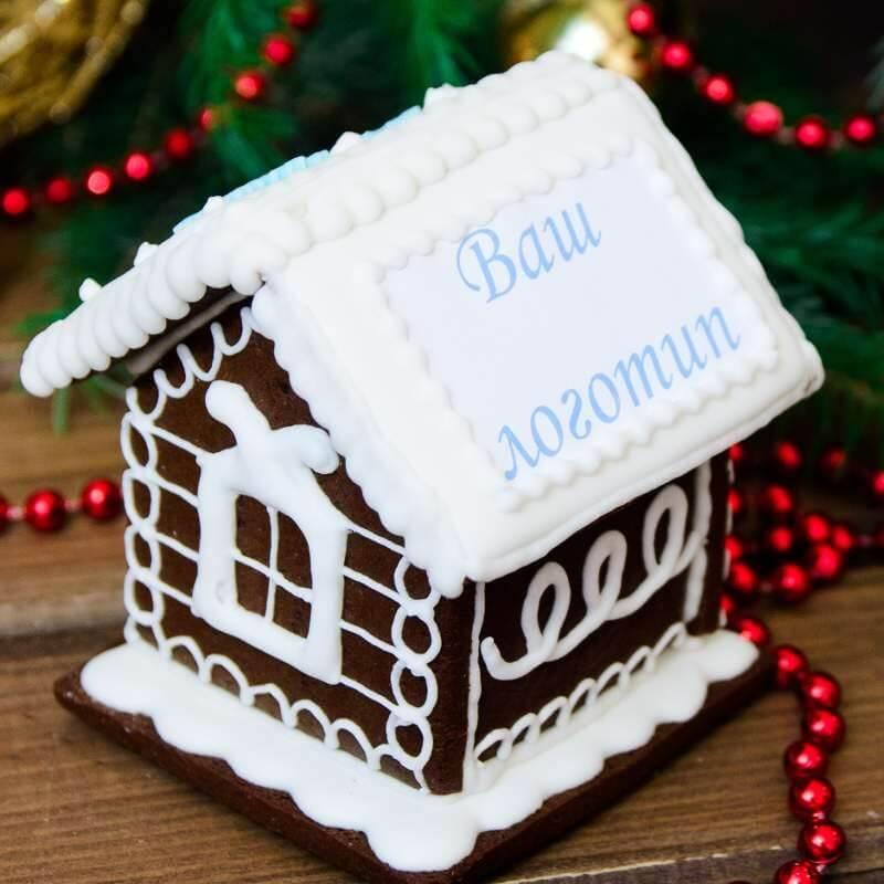 Пряничный домик на ладошке Мини