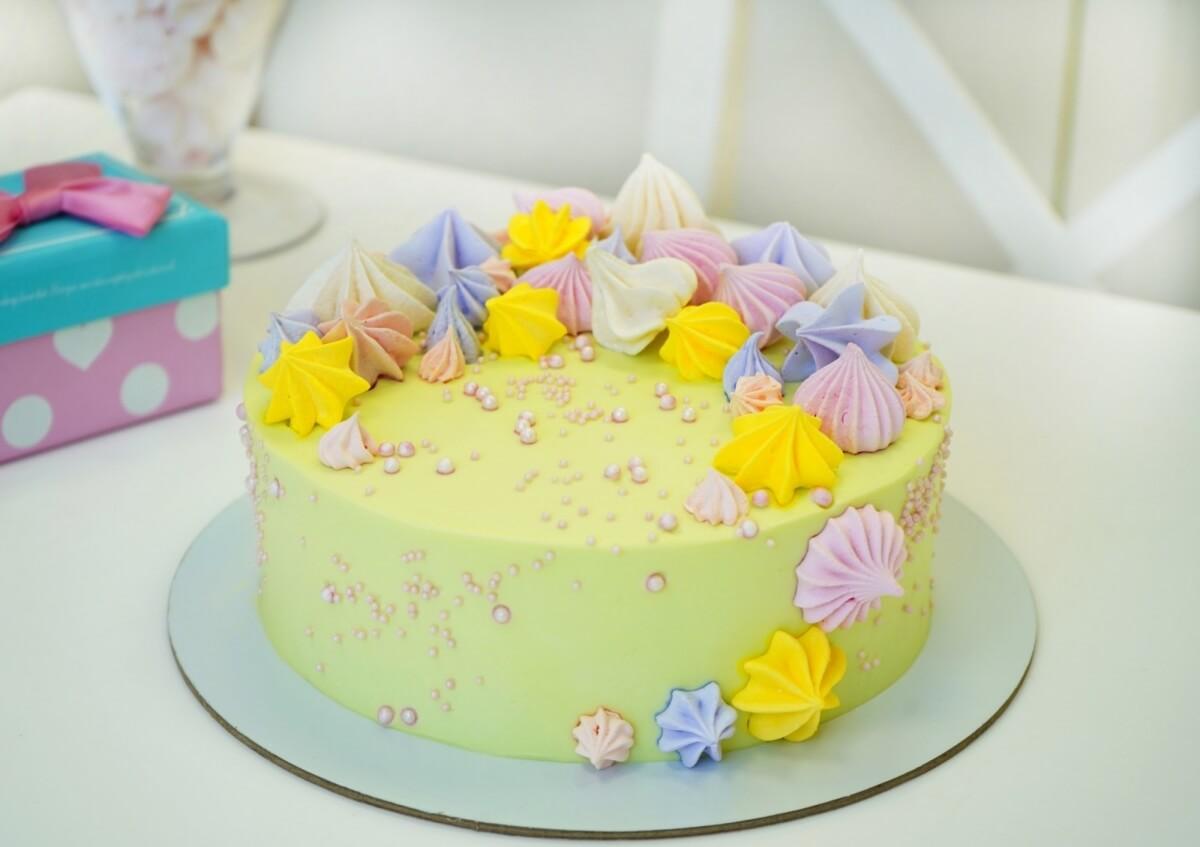 Торт на 1 кг №10