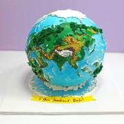 """Торт """"Земной шар"""""""