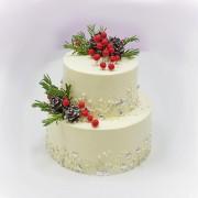 Торт Зимний