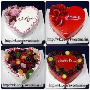 Акция ко Дню Святого Валентина!!!